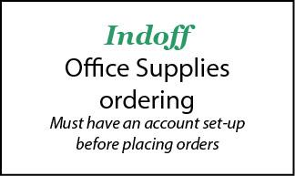 Order office supplies