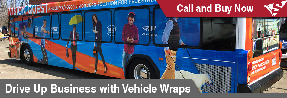 Vehicle Wraps - Call and Buy