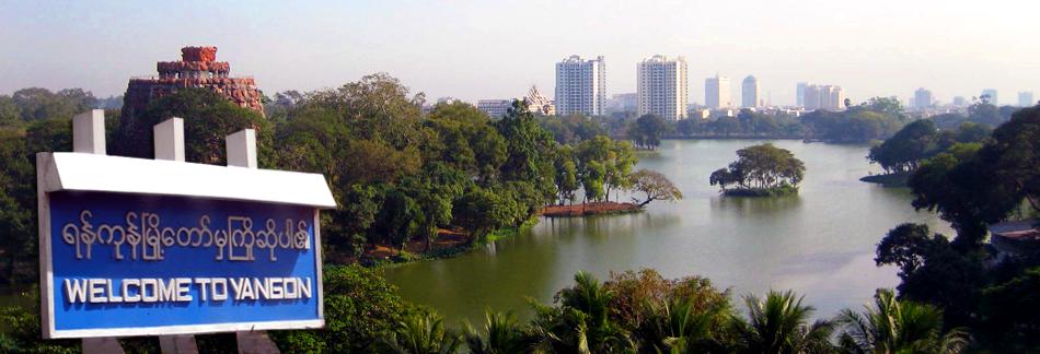 Signarama Yangon Myanmar