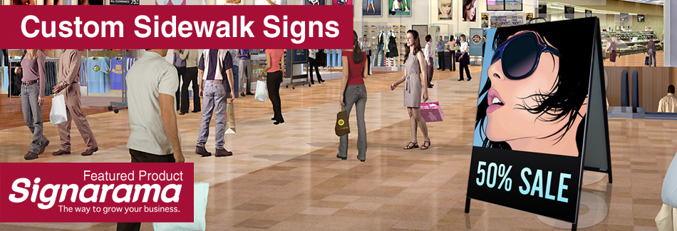 Sidewalk Signs - Featured Product