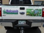 Full Color Digital Print and Premium Decals on Truck Tailgate .jpg