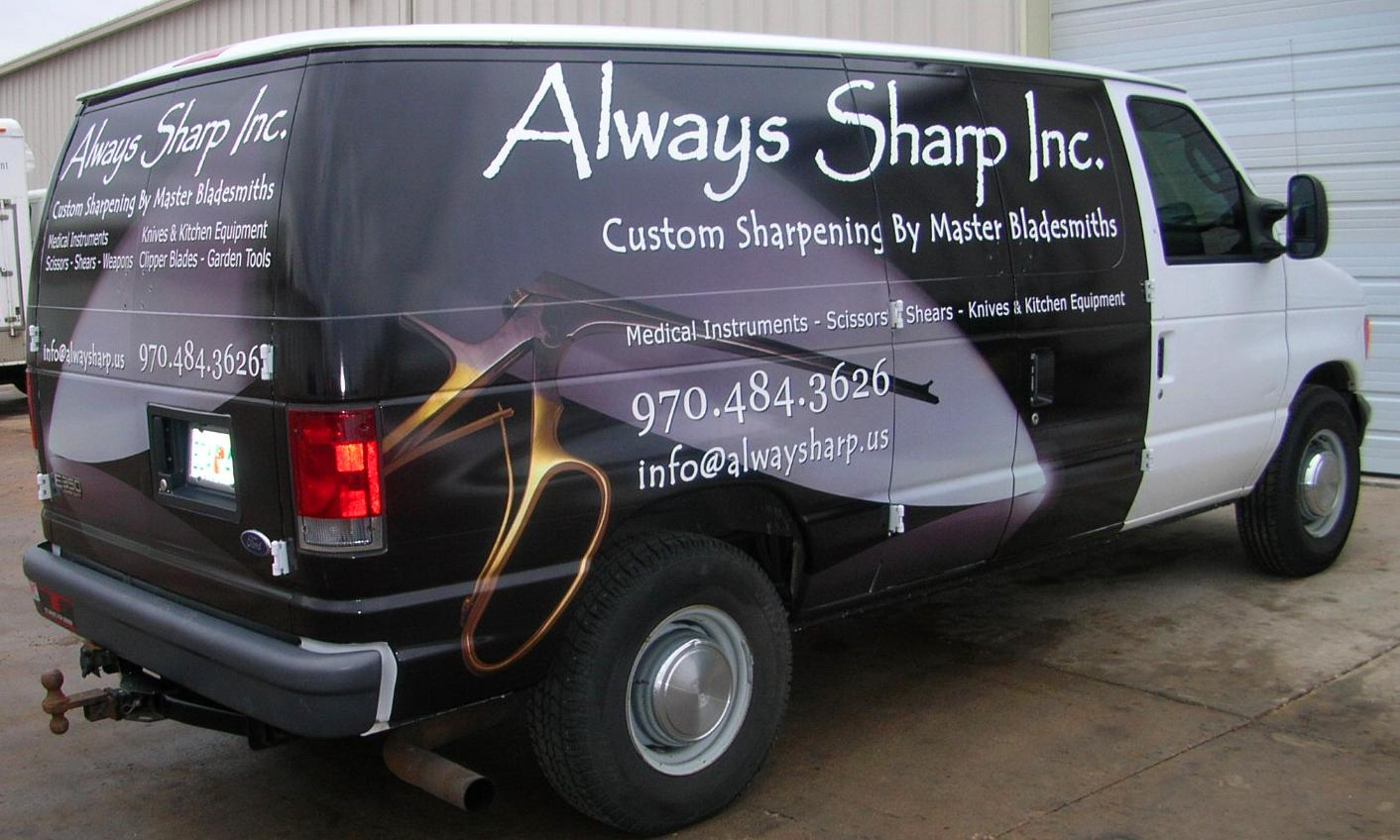 Photo & Logo on Partial Van Wrap.jpg