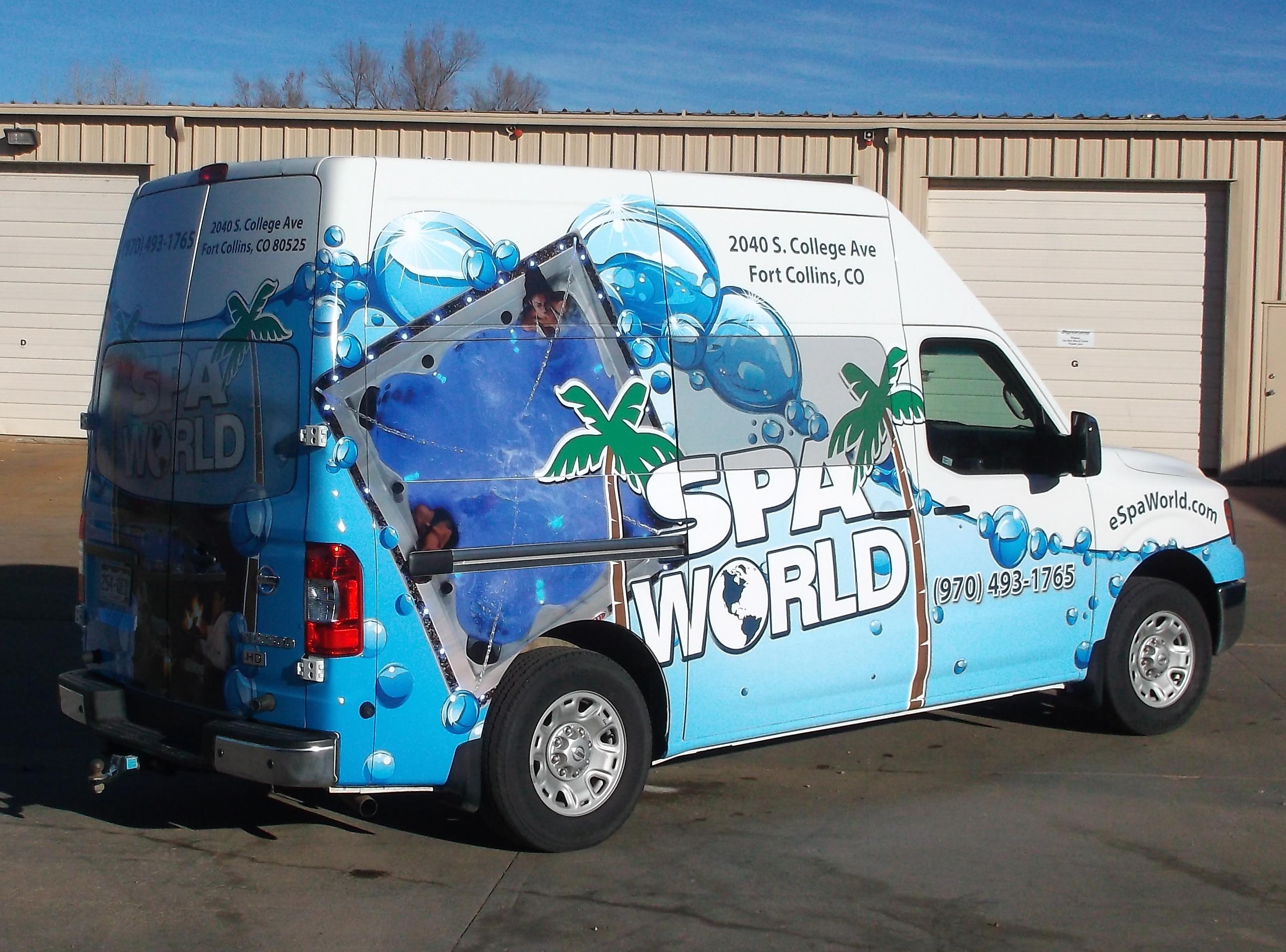 Custom Designed Van Wrap.JPG