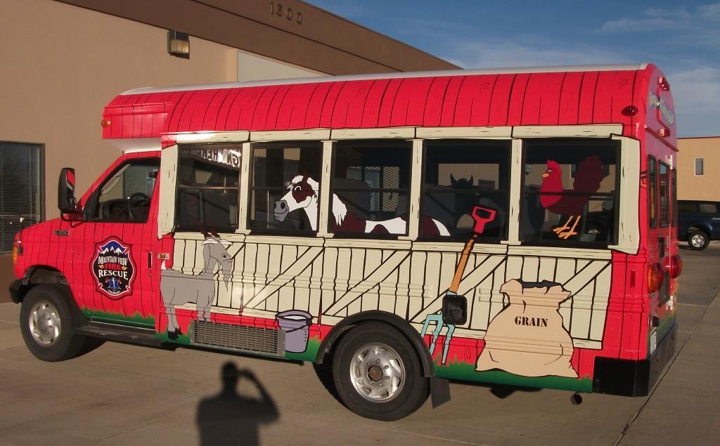 Custom Designed Wrap on School Bus.jpg