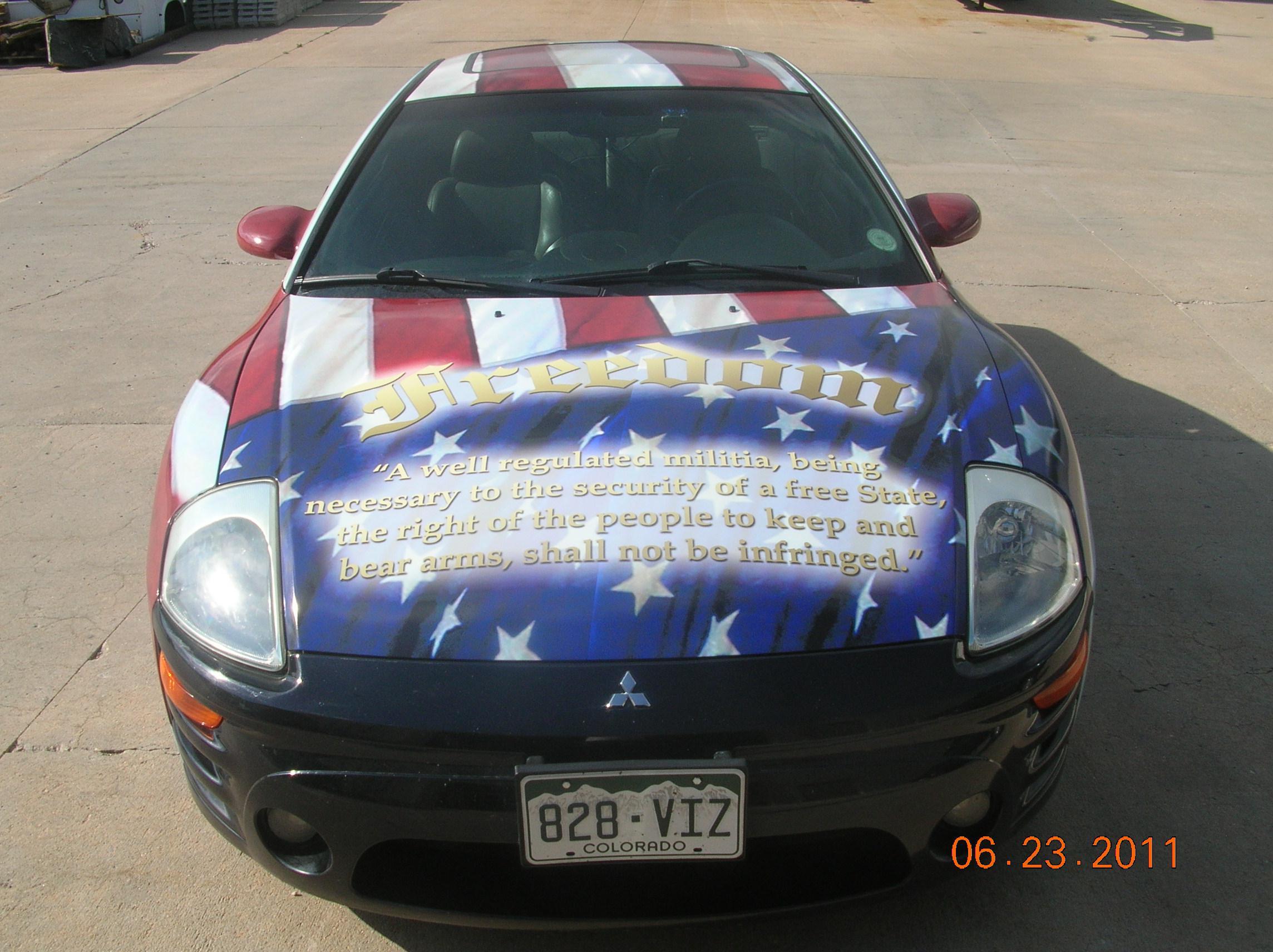 American Flag Them Car Wrap.JPG