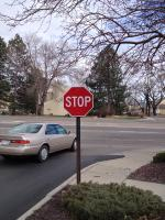 Stop Signs & Posts