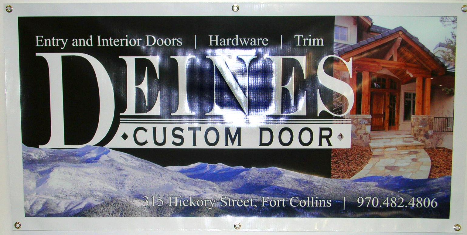 Durable And Brightcustom Vinyl Banners Grab Attention - Vinyl business banners