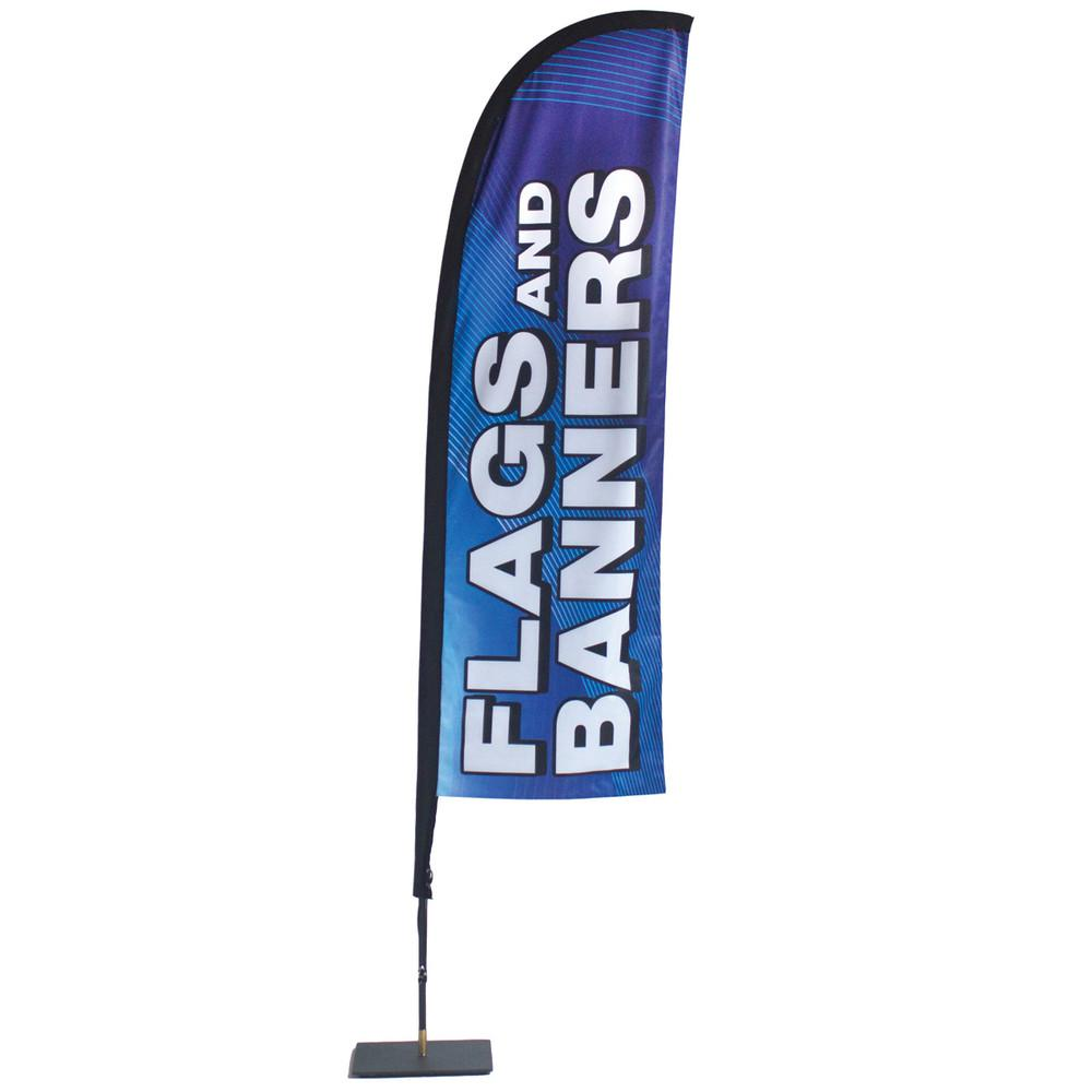 Feather Amp Teardrop Flags Custom Banners For Your Business