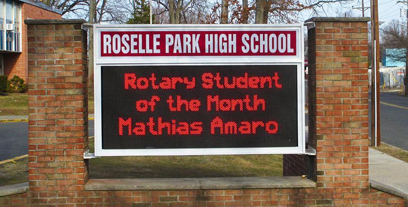 Roselle Parkway High School