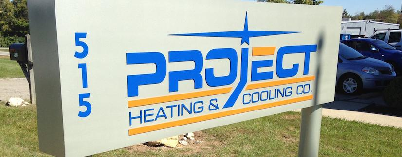 Project Heating and Cooling