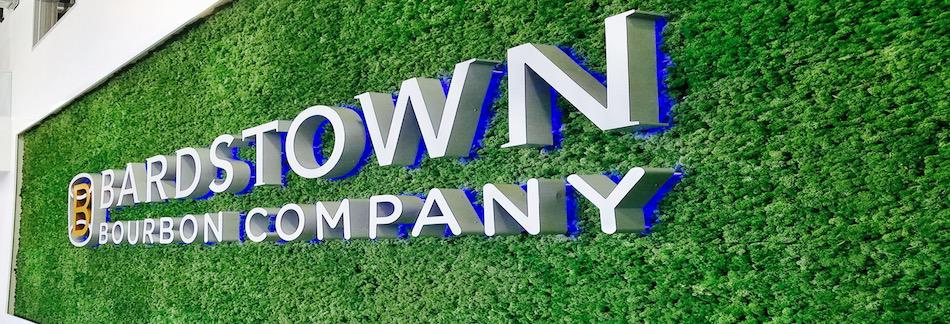 Dimensional Signs - Bardstown Bourdon Company