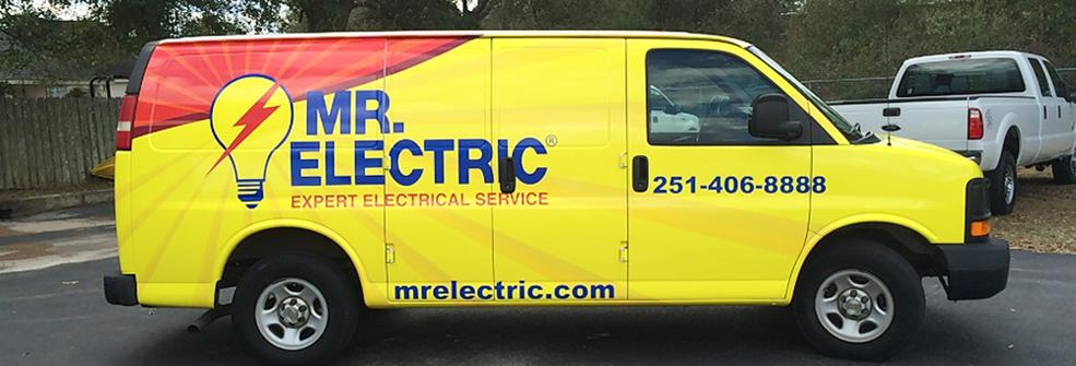 Mr. Electric Full Wrap