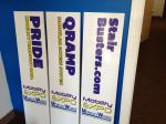 Signarama Monroeville_Vinyl on Gator Foam Signs