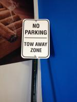 Signarama Monroeville_Parking Sign