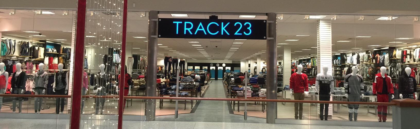 Indoor Channel Letters Track 23