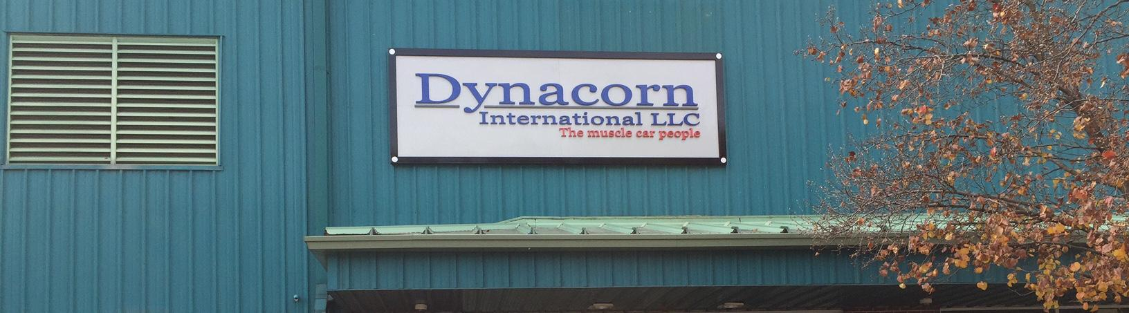 PVC Routed Dimensional Letters with Brushed Aluminum Backer