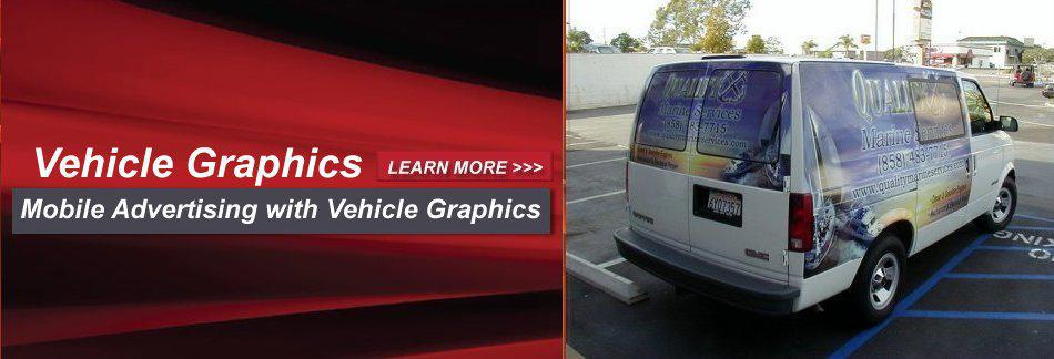 Vehicle Graphics - Mobile Advertising with Vehicle Graphics