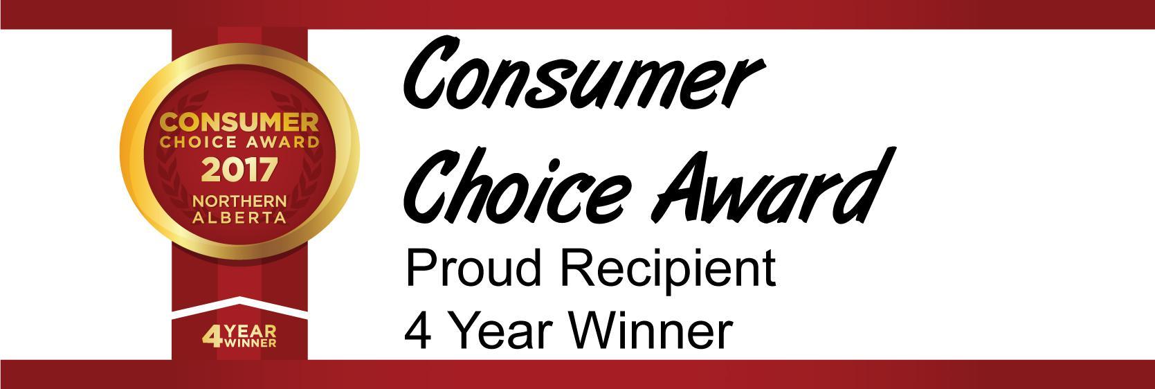 Consumer Choice Banner