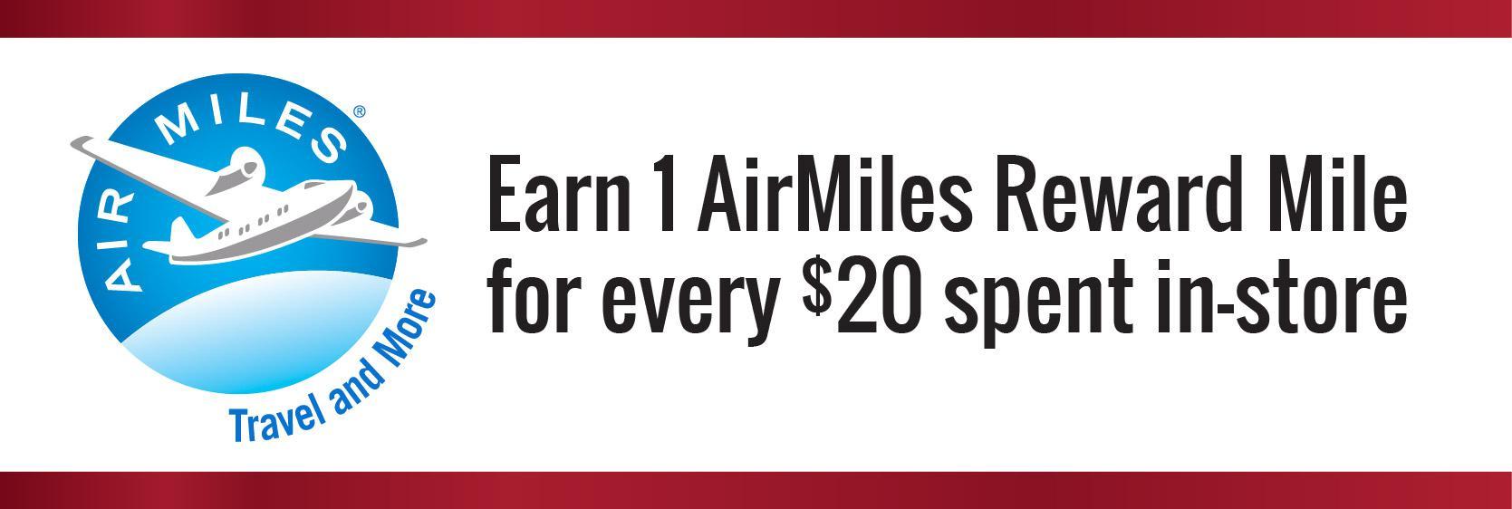 AirMiles Banner