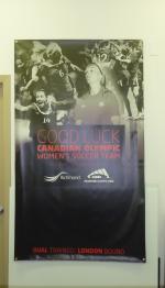 Vinyl Banner with Grommets