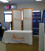 Retractable Banners & 6Ft Table Throw