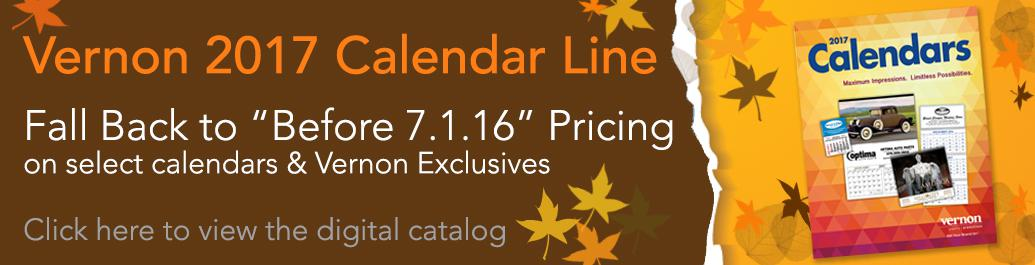 10V Calendar Catalog- Fall Back to Before pricing