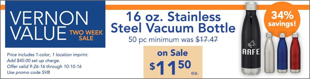 Vernon Value 9-26-16