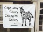 Cape May County Zoo Banner - Cape May County Signarama