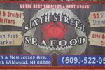 Sixth Street Seafood - Cape May County Signarama