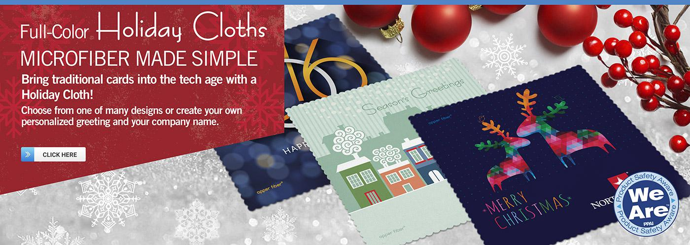 New 2015 Holiday Products