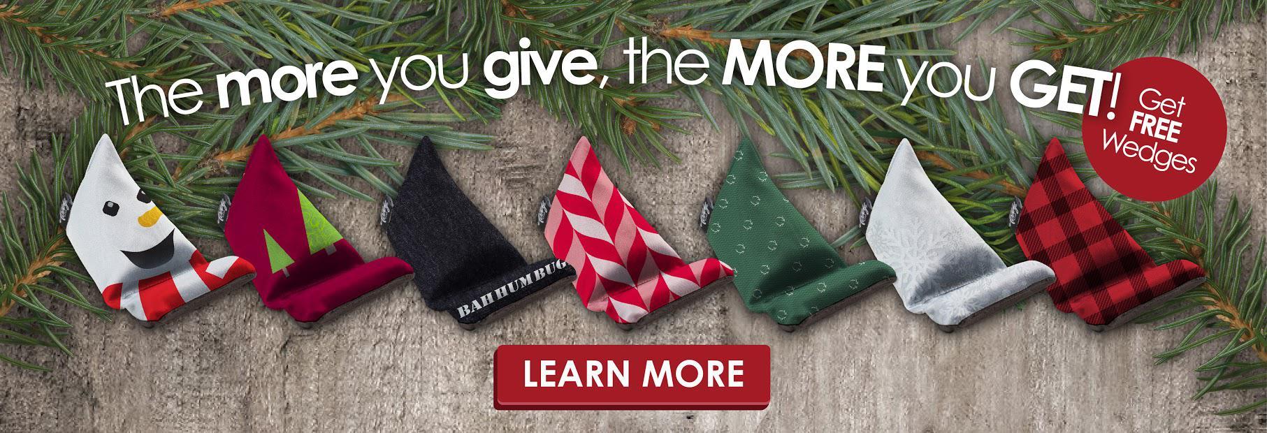 2015 Holiday Wedge Promotion