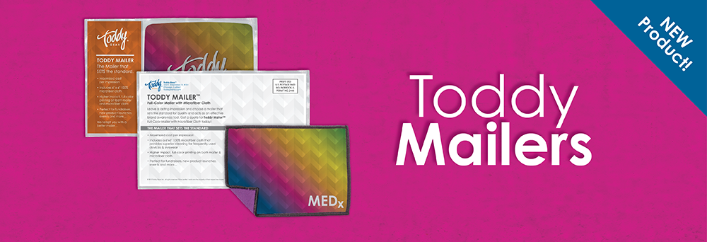 NEW Toddy Mailers 2016