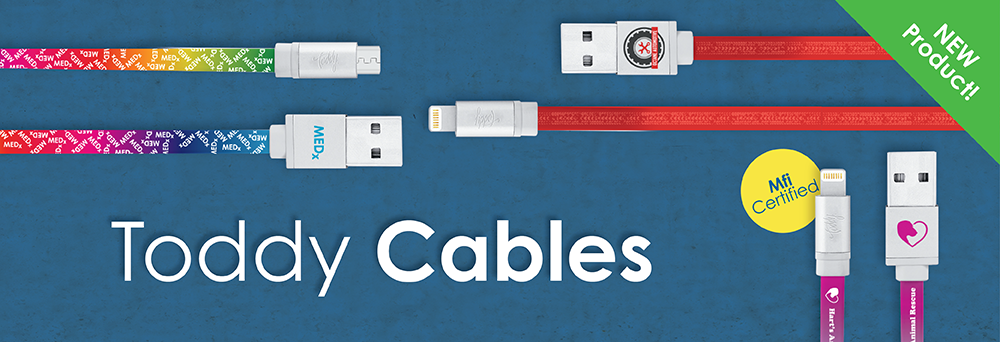 NEW Toddy Cables