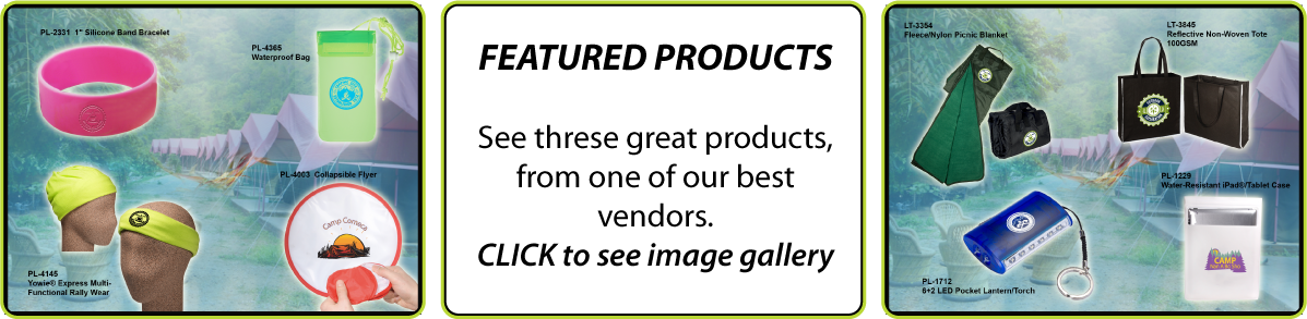 Featured Vendor Product Ideas