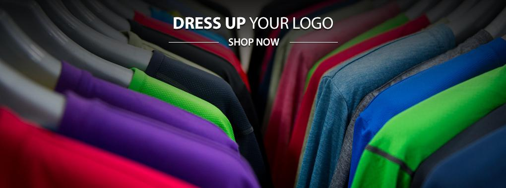 Dress Up Your Logo