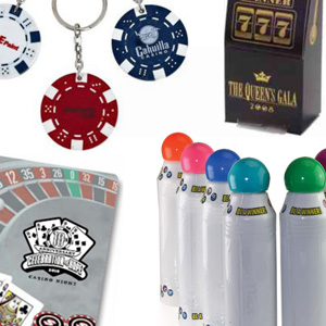 Casino Promotional Products