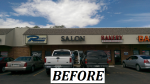 Platinum Hair Studio - Outdoor Channel Letter Sign - Before.png