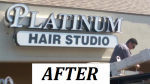 Platinum Hair Studio - Outdoor LED Channel Letter Sign -  after.png