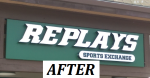 Replays - Outdoor LED Channel Letters and Logo Box - After.png