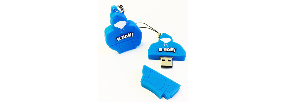 Custom USB drives and USB power chargers