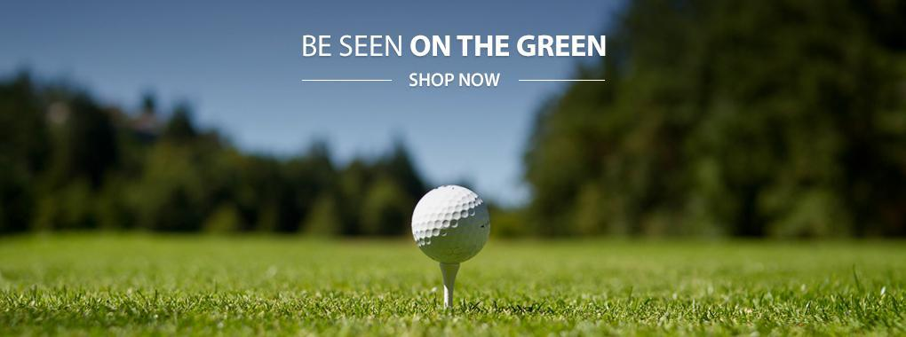 Be Seen On The Green