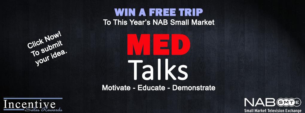 NAB MED Talks Contest Entry Form