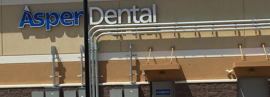 Aspen Dental - Channel Letters